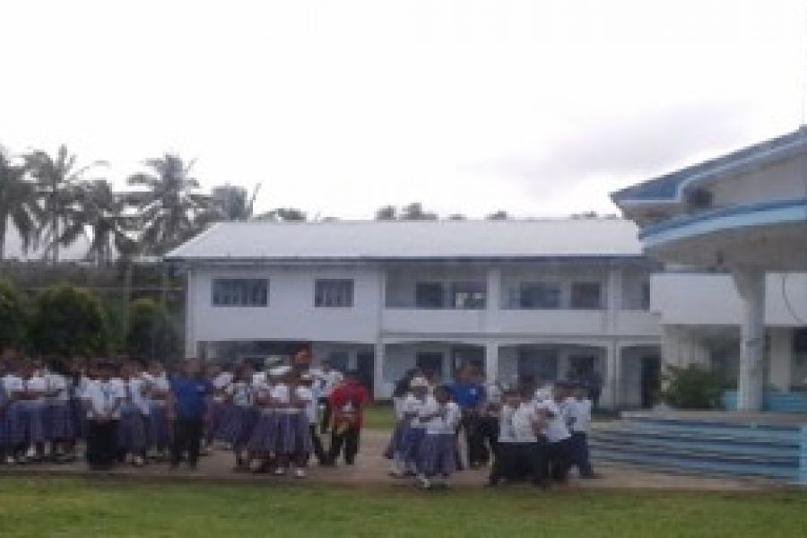 Immaculate Heart of Mary School – Bulusan
